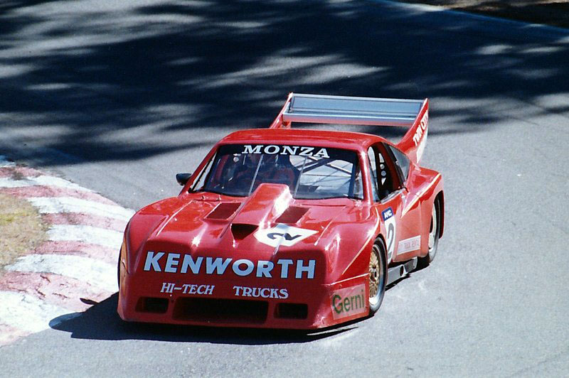Most Successful Chevy Monza Race Car