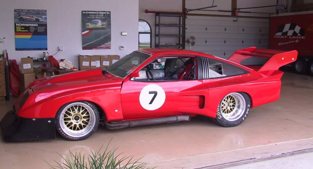 Laguna Seca Raceway >> DeKon 1007