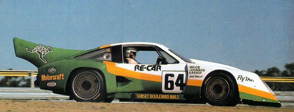 Monza Race Car For Sale