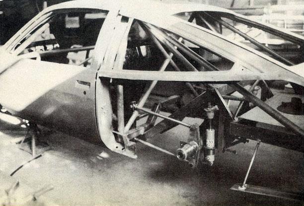 Ron Craft Chevrolet >> Fournier Monza