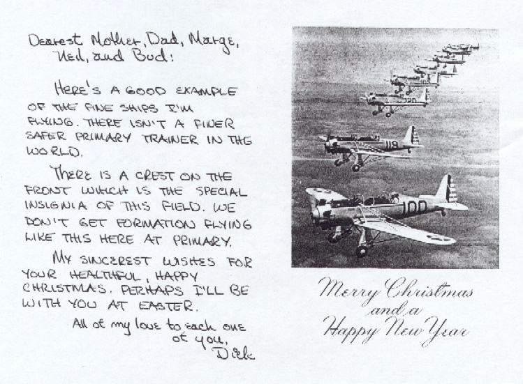 vintage aviation christmas cards 4over4 com