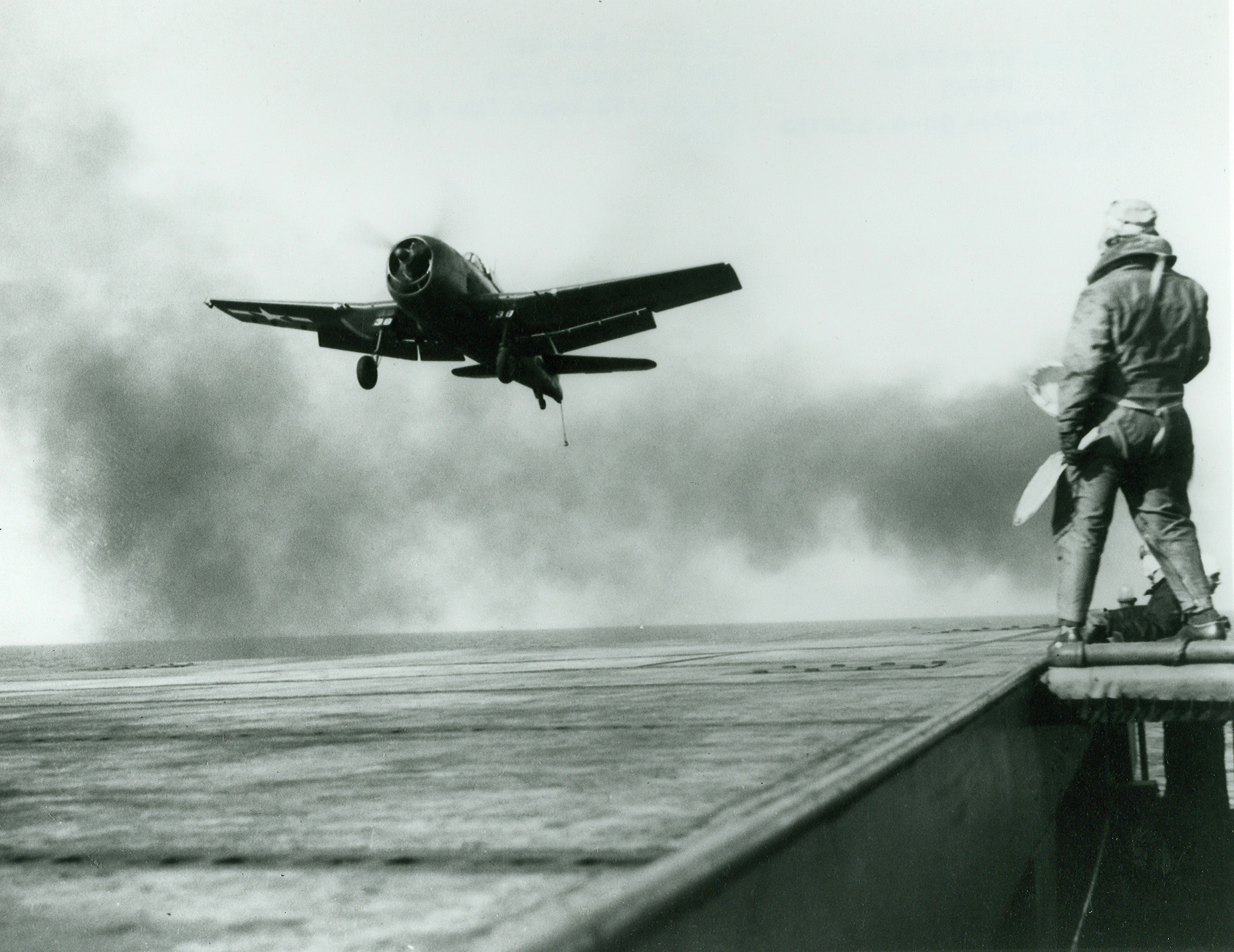 Aircraft Training Carriers WWII
