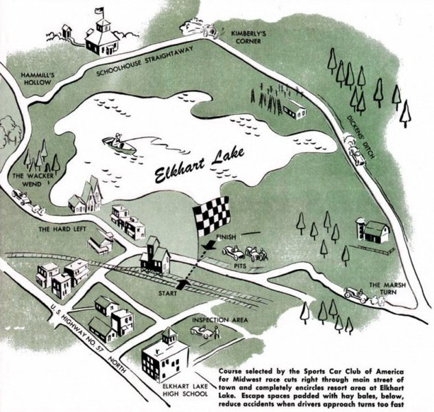 Elkhart Lake Circuits