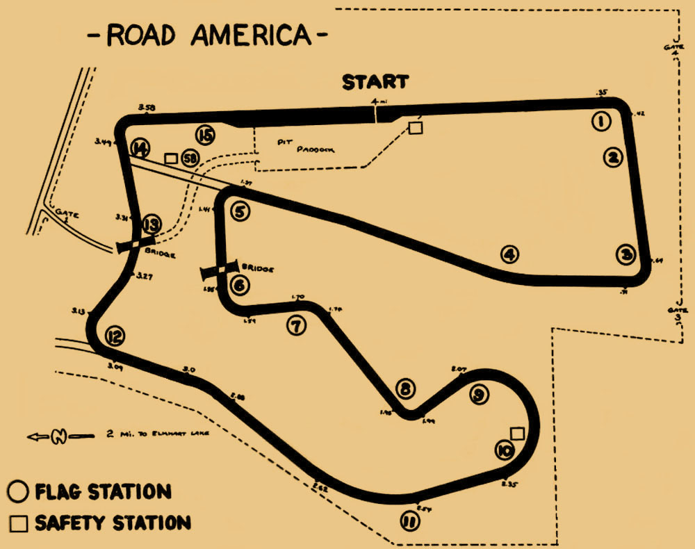 Development of Road America